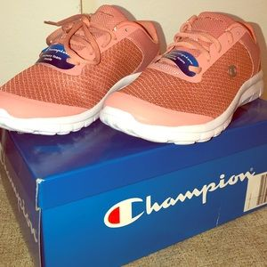 Never worn women's champion sneakers